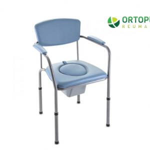 4ee5d1c20 Cadeira sanitária ajustável em altura